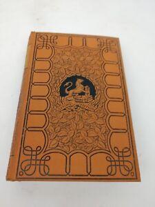 Robinson-Crusoe-Oxford-Edition-Daniel-De-Foe-Undated-Vintage-Antique-Book-Lovell