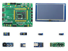 NXP LPC4357 LPC4357FET256 ARM Cortex-M4/M0 Dual Core Development Board + 7'' LCD