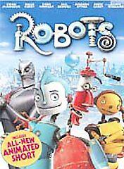 Robots (Full Screen Edition) DVD, ,