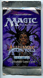 MTG-WOTC-Magic-the-Gathering-Alliances-Ice-Age-Block-New-Booster-Pack-1996