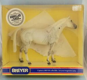 Breyer-817-Abdullah-Grey-Trakehner-Limited-Edition-Model-Horse-NIB