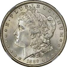 1889 Morgan Silver Dollar Brilliant Uncirculated - BU