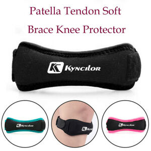 Soft-Brace-Knee-Protector-Belt-Adjustable-Patella-Tendon-Strap-Guard-Support-Pad