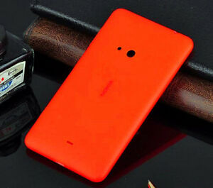 uk availability e256a 2c13b Details about New Original Nokia lumia 625 Housing Battery Back Cover Door  Case Orange