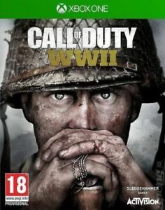 Call-of-Duty-World-War-II-2-Xbox-one-MINT-Same-Day-Dispatch-1st-Class-Quick-Del