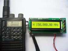 0.1~1100 MHz 0.1~ 1.1 GHz RF Frequency Counter Frequenz Zähler Tester METER LED