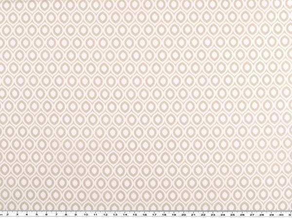 NEU ! Baumwoll-Druck, Stoff, 2 farbige Ornamente, Pastellfarben, 142-145cm breit