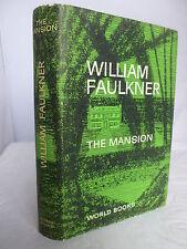 The Mansion by William Faulkner HB DJ 1962