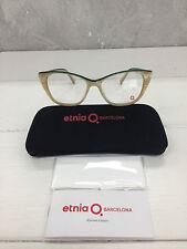 badfb9593051 Etnia Barcelona Luton BLPK AZZURRO 52 14 135 Occhiali Eyeglasses ...