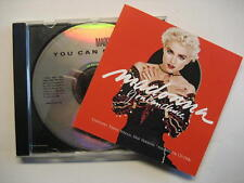 """MADONNA """"YOU CAN DANCE"""" - CD - INCLUSIVE 3 SPECIAL DUB VERSIONS ON CD ONLY"""