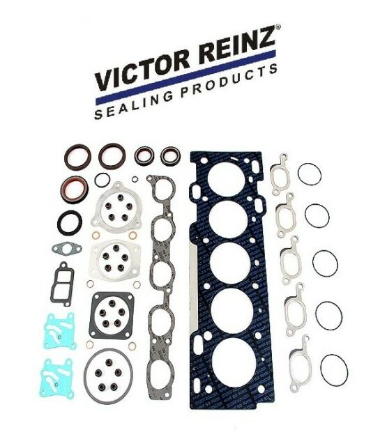 For Volvo S60 V70 XC70 XC90 2.5L L5 Gas Cylinder Head Gasket Set Victor Reinz
