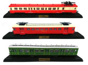 Satz von 3 Triebwagen Ho 1:87 Lokomotive SNCF französisch model bahn
