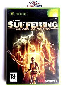 The-Suffering-Xbox-Neuf-Scelle-Retro-Scelle-Produit-Nouveau-Videogame-Pal-Spa