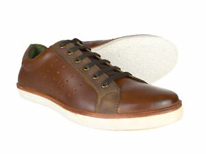 Silver-Street-London-Gower-Mens-Tan-Leather-Casual-Shoes