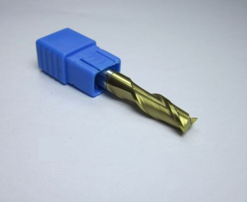 diameter 6mm HRC58 2 flute Tungsten Carbide End Mill milling cutter CNC MACHINE