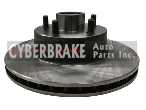 FRONT Brake Rotor Pair of 2 Fits 68-69 Ford Fairlane