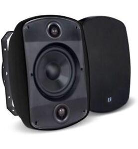 Russound-5B65SB-6-5-Inch-Outdoor-Single-Point-Speaker-Black