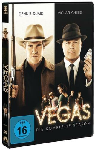 1 von 1 - VEGAS - DIE KOMPLETTE SEASON  DVD NEU/OVP