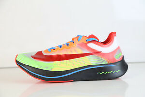 7c63fb7f70032 Nike Doernbecher Zoom Fly SP Payton Habanero Red Green BV8734-100 ...