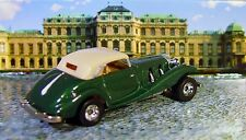 1937 MERCEDES 540K BENZ  EUROPEAN TOURING  LIMITED EDITION 1/64 scale DIE CAST