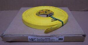 "COOPER / LUFKIN 1/2"" x 100' Linear Fiberglass Tape Refill - Yellow Clad O706"