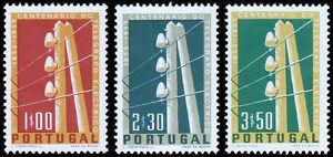 Portugal Scott 813-815 (1955) Mint LH VF Complete Set