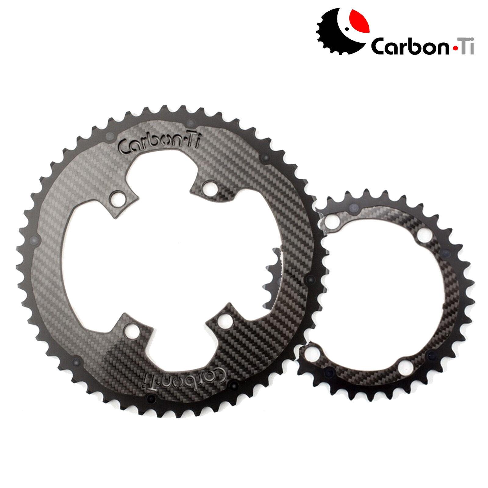 Carbon Ti XCarboRing 5034T x 110BCD DA91009000 4arms