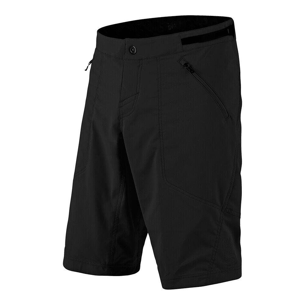 Troy Lee 2018 BICI cieloline Designs Pantaloncini Con Rivestimento Nero Da Uomo Tutte Le Taglie