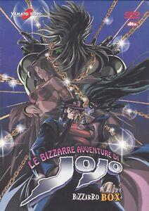 6-dvd-Bizzarro-Box-Cofanetto-LE-BIZZARRE-AVVENTURE-DI-JO-JO-nuovo