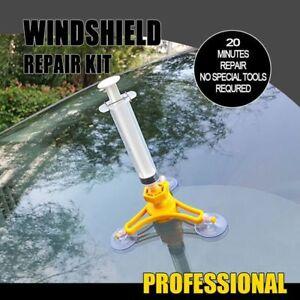 Kir ripara vetro auto con resina in soli 20 minuti,ecomomico e veloce!