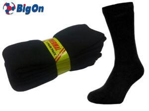 * Brand New * Bigon-haute Qualité Thermal Chaussettes - 2 Paires Noir-homme
