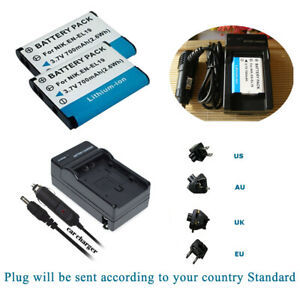 EN-EL19-Battery-for-NIKON-Coolpix-S6500-S6600-S6700-S6800-S6900-S7000-Charger