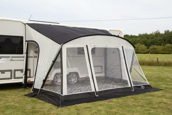 SunnCamp Swift 390 Deluxe Awning - SF7831 for sale online ...