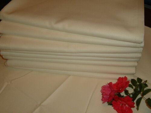 Tischdecke  Tafeltuch Tablecloth  sekt Baumwolle Hotelwäsche  140x280 cm