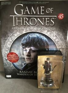 Game-Of-Thrones-GOT-Official-Collectors-Models-45-Ramsay-Bolton-Figurine-NEU