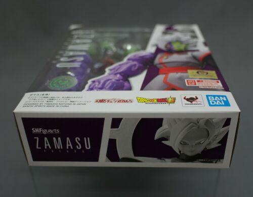 SH S.H Figuarts Dragon Ball Super Zamasu Potara Bandai Limited Japan NEW