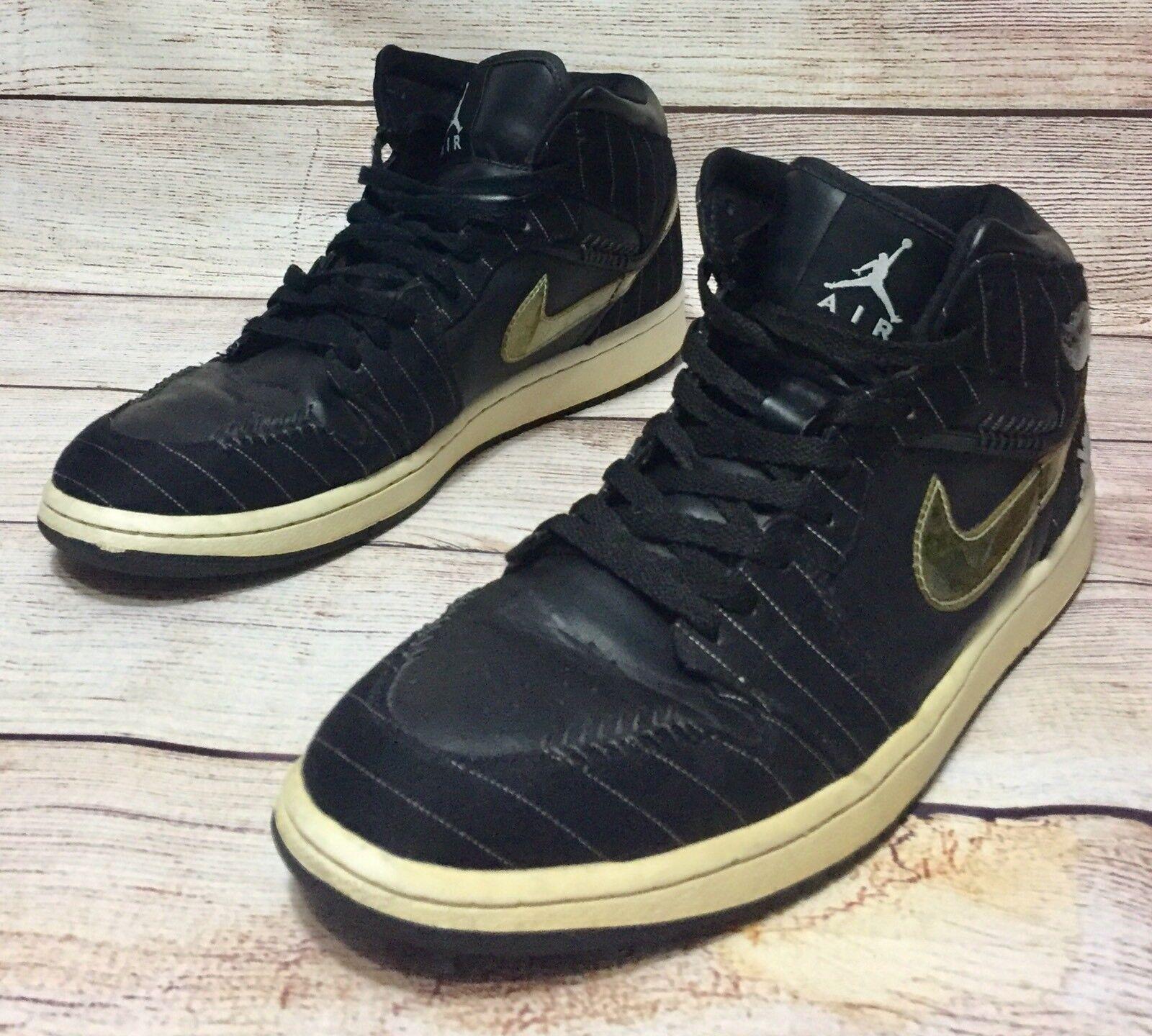 Nike Air Jordan 1 Retro Uomo 13 Birmingham Barons Opening Day Shoes 325514-012