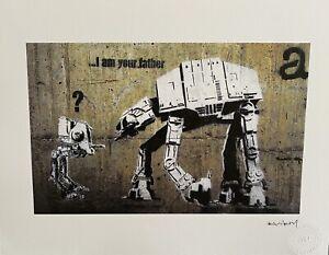 Banksy-Print-signee-et-numerotee