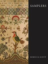Samplers (Shire Collections), Scott, Rebecca