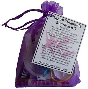 Dance teacher christmas gift ideas