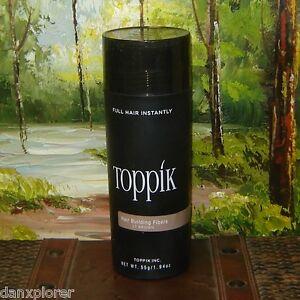 TOPPIK-LIGHT-BROWN-GIANT-55-gr-or-1-94-oz-NEW-FRESH