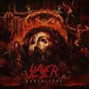 Repentless CD DVD Slipcase By Slayer Sep 2015 3 Discs Nuclear Blast