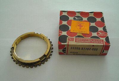 Anello Sincronizzatore 1a - 2a Per Innocenti 3 Cilindri Originale Daihatsu