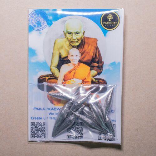 Random***10 PCS //9.99usd*** Leklai Watcharatard ngern yuang thai buddha amulet