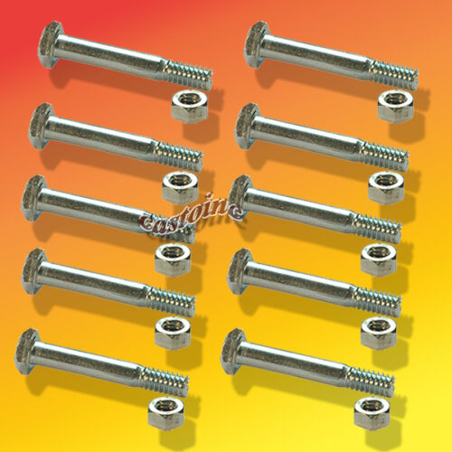 400120 1/4 x 1 3/4 44708 10 Pack Snowblower Shear Pins For