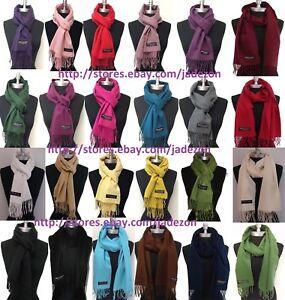 100-cashmere-long-echarpe-pur-solide-echarpes-Scotland-chaud-laine-hommes-femmes-Wrap