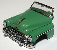 1953 BUICK FRONT END with DASH BOARD FOR AN O SCALE or 1:43 DIORAMA or JUNK YARD