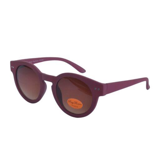 Vintage Fifties Style James Dean Round Lens Sunglasses