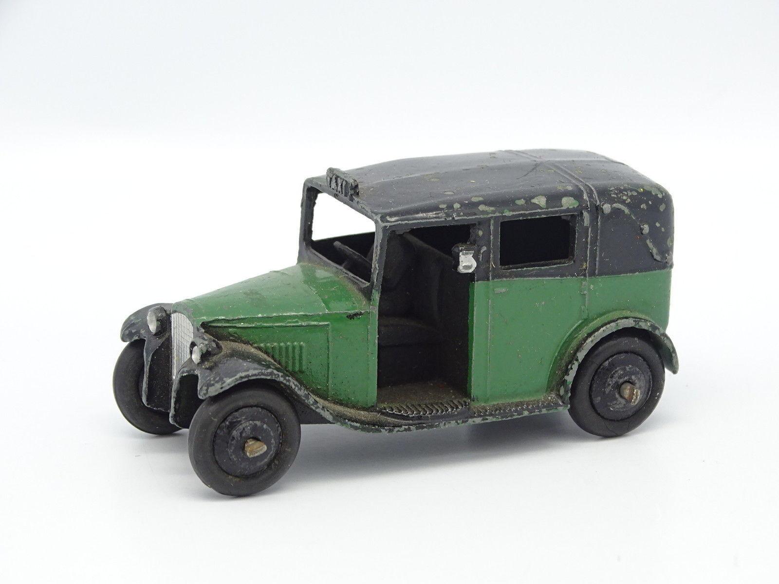 Dinky Toys GB SB 1 43 - Austin Taxi green e Nera