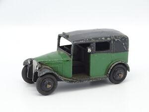 Dinky-Toys-GB-SB-1-43-Austin-Taxi-Vert-et-Noir